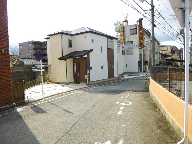 【奈良市第1大森町 新築一戸建て 】外観写真