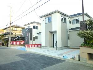 【生駒市第2あすか野南 新築一戸建て 】外観写真