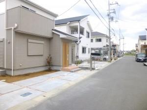 【天理市第3東井戸堂町 新築一戸建て 】外観写真