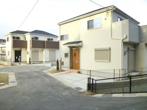 【生駒市第8辻町 新築一戸建て 】外観写真