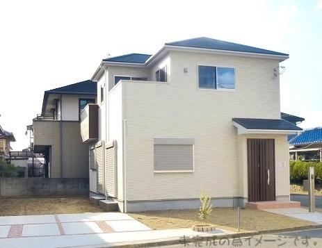 【奈良市第5七条西町 新築一戸建て 】外観写真