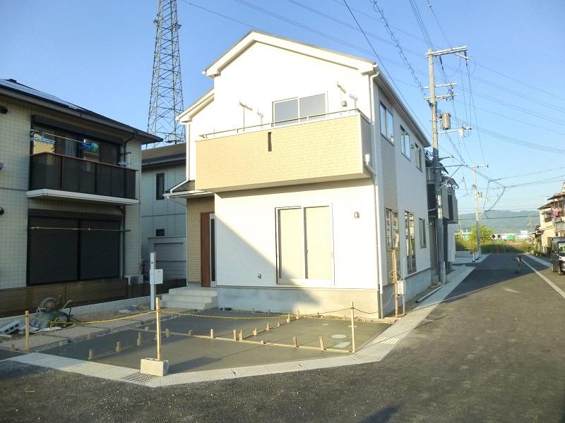 【田原本町千代第3 新築一戸建て 】外観写真