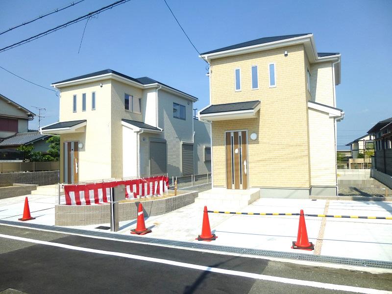 【奈良市学園大和町4丁目 新築一戸建て 】外観写真