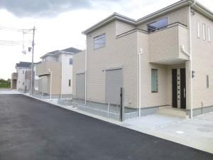 【桜井市三輪 新築一戸建て】外観写真