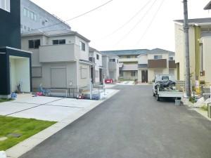 【香芝市第5良福寺 新築一戸建て】外観写真