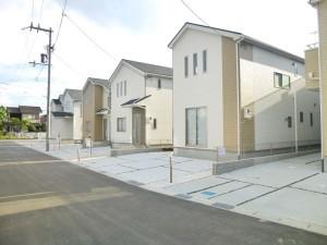 【天理市小路町第1 新築一戸建て 】外観写真