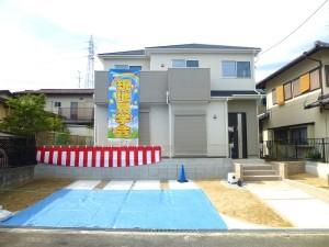 【三郷町第3美松ヶ丘西 新築一戸建て 】外観写真
