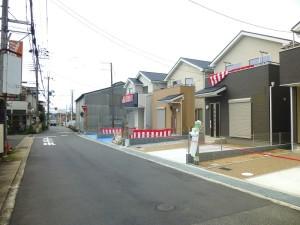 【奈良市南紀寺町 新築一戸建て 】外観写真