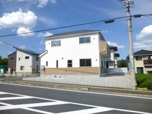 【三郷町勢野北第3 新築一戸建て 】外観写真