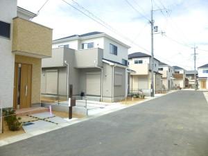 【天理市第3小路町 新築一戸建て 】外観写真