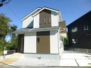 【奈良市七条西町第2 新築一戸建て 】外観写真