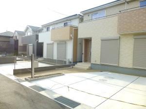 【桜井市東新堂 新築一戸建て 】外観写真