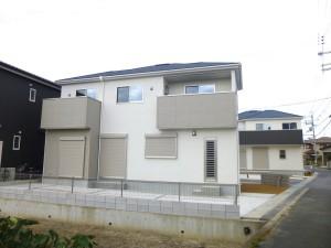【奈良市第8神殿町 新築一戸建て 】外観写真
