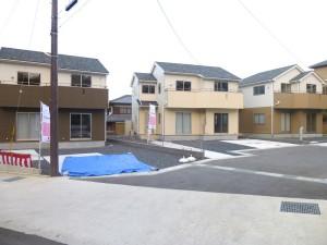 【奈良市中町第1 新築一戸建て 】外観写真