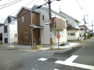 【奈良市南永井町 新築一戸建て 】外観写真
