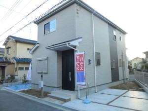 【大和高田市第2大谷 新築一戸建て 】外観写真