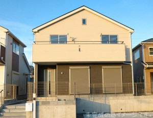 【奈良市中山町第6 新築一戸建て 】外観写真