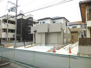 【奈良市第1法華寺町 新築一戸建て 】外観写真