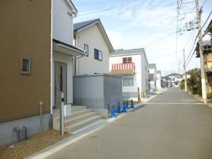 【天理市東井戸堂町第4・5・6 新築一戸建て】外観写真