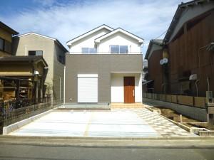 【桜井市吉備2期 新築一戸建て 】外観写真