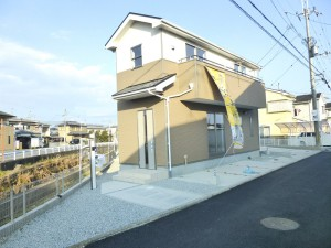 【奈良市中山町第4 新築一戸建て 】外観写真