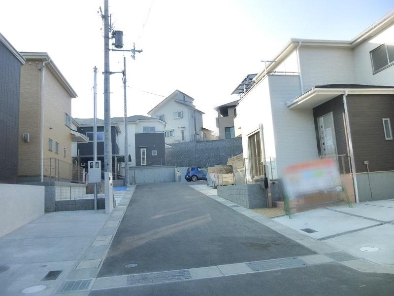【生駒市鹿畑町3期 新築一戸建て 】外観写真