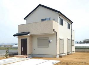 【桜井市第5阿部 新築一戸建て】外観写真