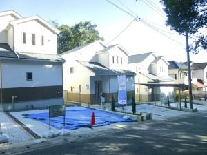 【生駒市小瀬町第2 新築一戸建て 】外観写真