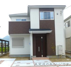 【奈良市第6七条西町 新築一戸建て】外観写真