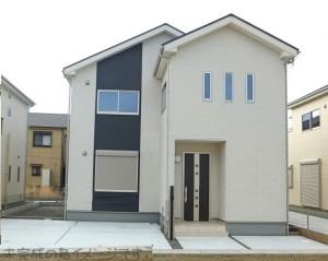 【奈良市三条大路3期 新築一戸建て 】外観写真