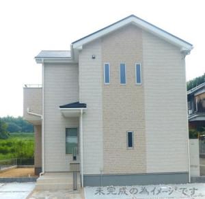 【奈良市平松2丁目第2 新築一戸建て 】外観写真