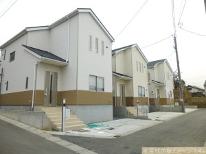 【木津川市梅美台 新築一戸建て 】外観写真