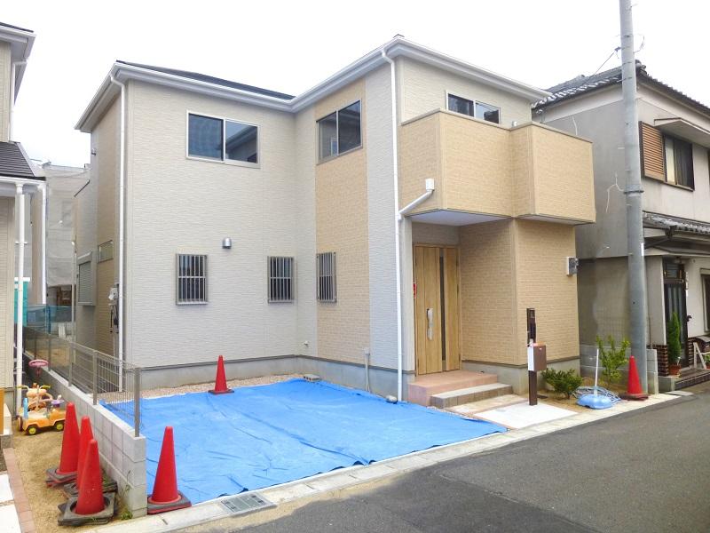 【桜井市第3三輪 新築一戸建て 】外観写真