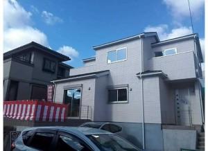【奈良市西登美ヶ丘 新築一戸建て 】外観写真