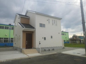 【広陵町中第1 新築一戸建て 】外観写真