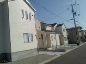【斑鳩町興留第3 新築一戸建て 】外観写真