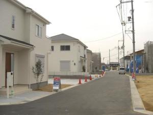 【広陵町三吉1期 新築一戸建て 】外観写真