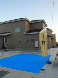 【奈良市法華寺町4期 新築一戸建て 】外観写真