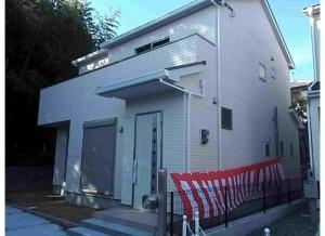 【奈良市平松2期 新築一戸建て 】外観写真