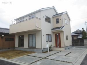 【大和高田市市場第8 新築一戸建て 】外観写真