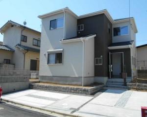 【奈良市第8七条西町 新築一戸建て 】外観写真