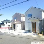 奈良市西登美ヶ丘2期 新築一戸建て 限定3区画!