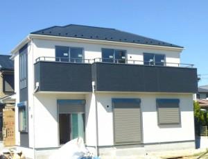 【奈良市六条西2期 新築一戸建て 限定2区画!】外観写真