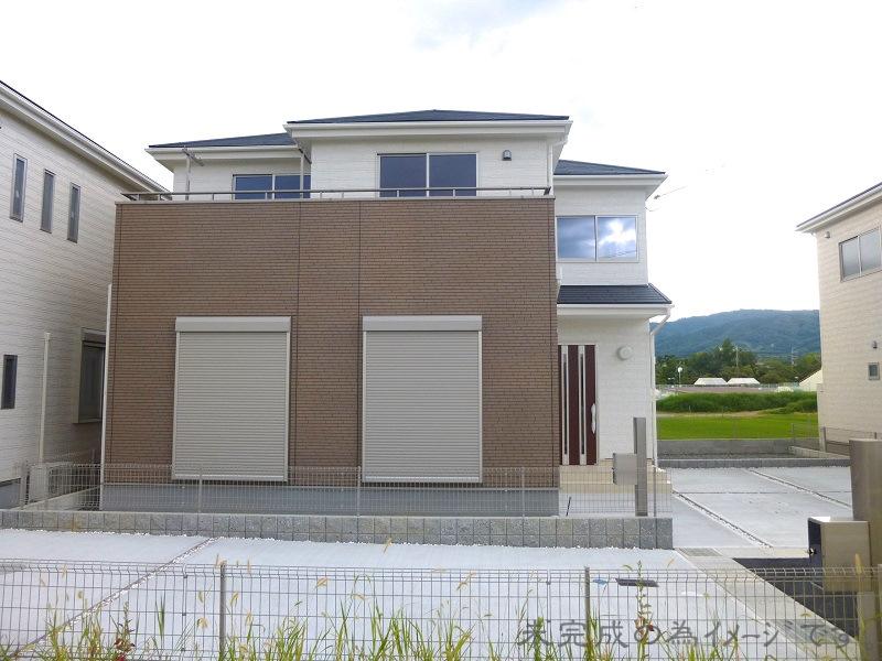 【奈良市西登美ケ丘7丁目 新築一戸建て 】外観写真
