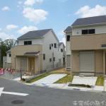 生駒市第4新生駒台 新築一戸建て 限定2区画!