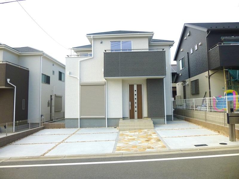 【奈良市六条西 新築一戸建て 】外観写真