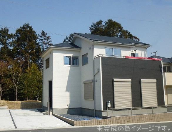 【奈良市三条大路4期 新築一戸建て 】外観写真
