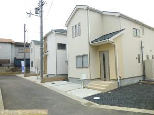 【奈良市柏木町第2 新築一戸建て 全6区画!】外観写真