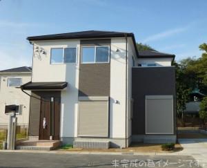 【生駒市第6松美台 新築一戸建て 】外観写真