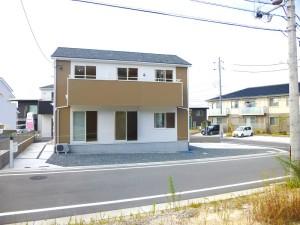 【木津川市城山台第32 新築一戸建て 】外観写真